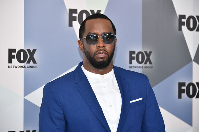 2018 Fox Network Upfront NEW YORK, NY - MAY 14: Sean 'Diddy' Combs attends the 2018 Fox Network Upfront at Wollman Rink, Central Park on May 14, 2018 in New York City. (Photo by Dia Dipasupil/Getty Images)