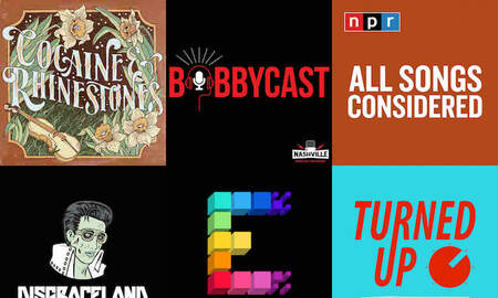 Music News - Close Up: iHeartRadio Podcast Awards Best Music Podcast Nominees