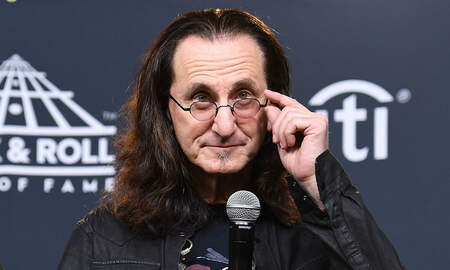 Rock News - Geddy Lee Says Rush Band Members Talk All the Time