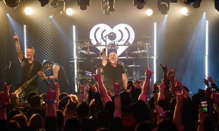 Rock News - Disturbed Sends Powerful Message To Fans During Album Release Party