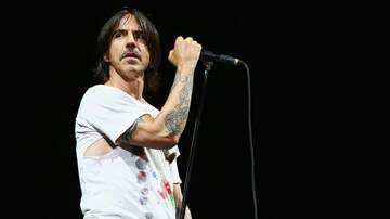 Joe Johnson - Red Hot Chili Peppers' Anthony Kiedis booted out of Lakers game