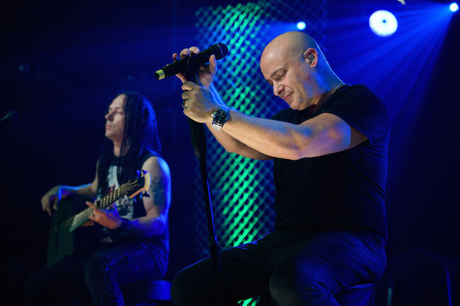 iHeartRadio Album Release Party with Disturbed