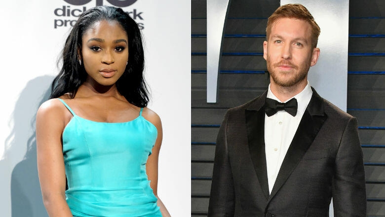 Normani Sizzles On New Two-Song EP Produced By Calvin Harris