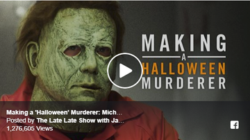 Tammy's Blog - Hysterical! Making a 'Halloween' Murderer: Michael Myers