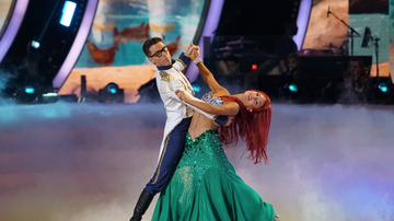 Bobby Bones - Watch Bobby & Sharna's The Little Mermaid Version of the Waltz on DWTS