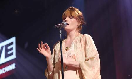 Trending - Florence + the Machine Get Personal During an Intimate LA Concert