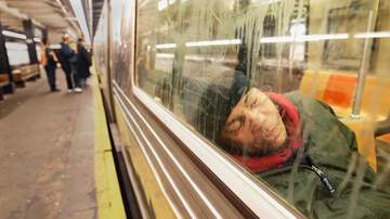 Local News - MTA Will Remove Homeless from Subway System
