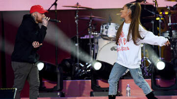 Entertainment News - Ariana Grande Shares Sentimental Video Of Late Ex Mac Miller