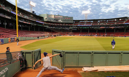 Local News - Dodgers, Red Sox To Open World Series in Boston