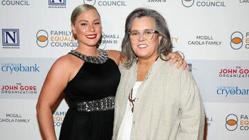 iHeartPride - Rosie O'Donnell Confirms Engagement To 33-Year-Old Elizabeth Rooney
