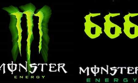 Cindy Scull Mornings - Woman Tries to Prove that Monster Energy Drink is from the Devil