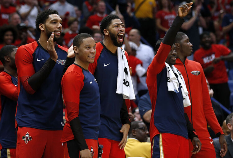 New Orleans Pelicans Getty Images