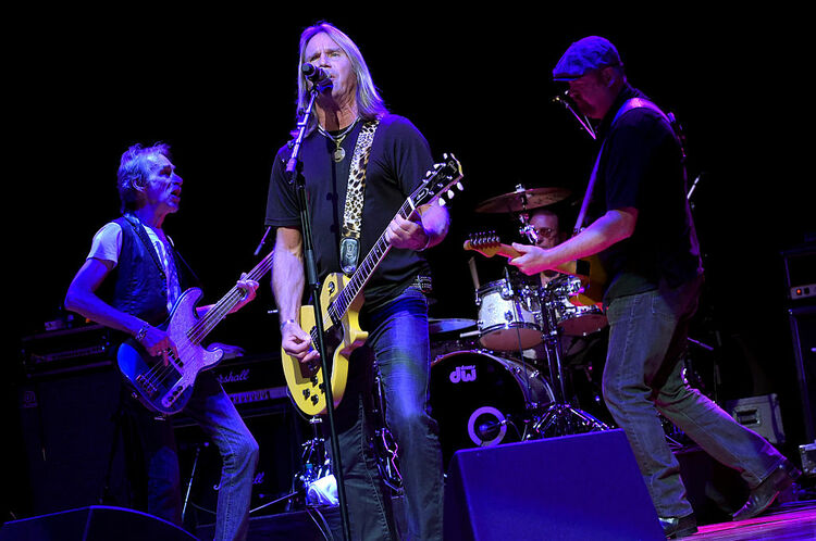 foghat - getty images