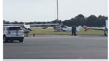 Beth Bradley - Another plane has crashed at the Gville D.T. airport