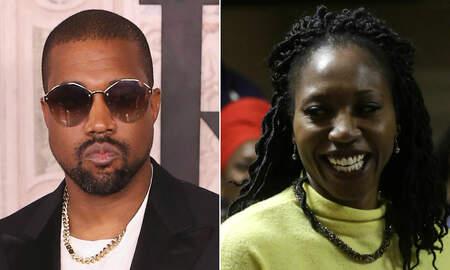 Trending - Kanye West Donates $73K To Chicago Mayoral Candidate Amara Enyia