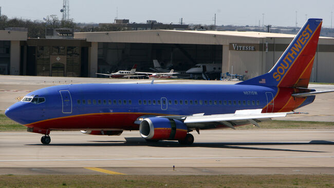 man cites President Trump after assaulting woman on southwest flight