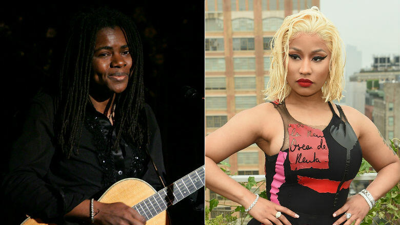 Nicki Minaj Sued By Tracy Chapman Over 'Baby Can I Hold You' Sample