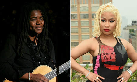 Entertainment News - Nicki Minaj Sued By Tracy Chapman Over 'Baby Can I Hold You' Sample