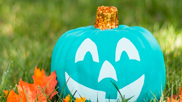 Ryan Seacrest - Why You Might See a Lot of Teal Pumpkins This Halloween