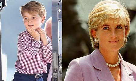 Entertainment News - Prince George Takes After Princess Diana With His Ballet Lessons