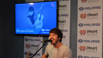 Photos - Morgan Evans | Polaris Listener Lounge