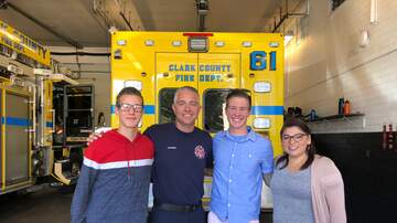 First Responders - Honoring First Responders: Congratulations To David Mesinar!