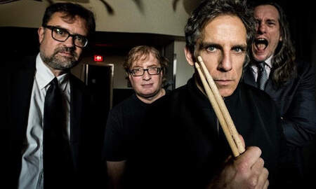 Trending - Ben Stiller's High School Band Capital Punishment Shares 'Confusion'