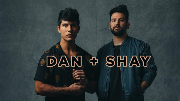 Dan + Shay at the Martin Woldson Theater at the Fox