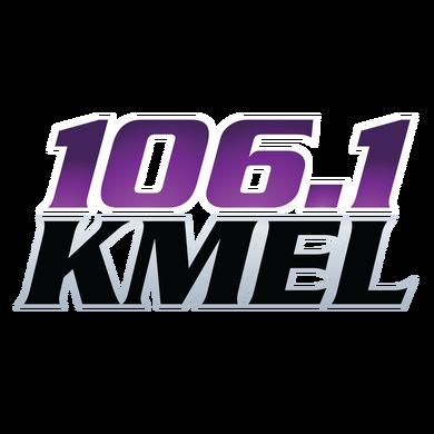 106.1 KMEL logo