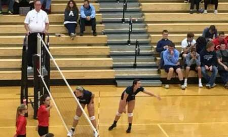 Chillicothe Local Sports Stories - Alexander Ends Adena Volleyball Season With 3-1 Win