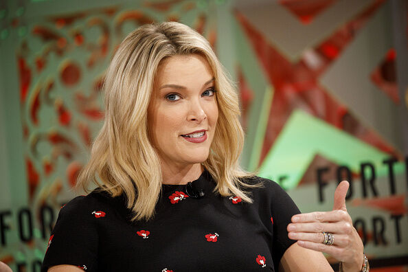 Megyn Kelly talks about blackface