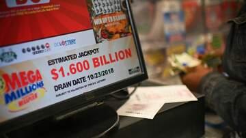 On the Web - Man Breaks Hip Getting Mega Millions Ticket, Wins a Million
