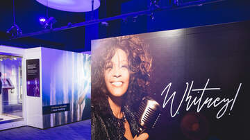 Entertainment - Inside The New Whitney Houston Exhibit At The Grammy Museum: See The Photos