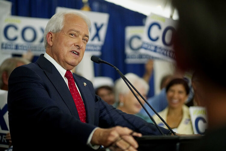 GOP Candidate for Governor John Cox  10News