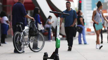 KOGO LOCAL NEWS - San Diego City Council Committee Moves Forward Dockless Scooter Plan