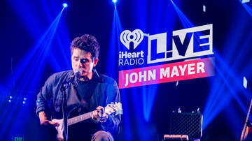 "iHeartRadio Live - John Mayer Debuts New Song ""I Guess I Just Feel Like"": Listen"