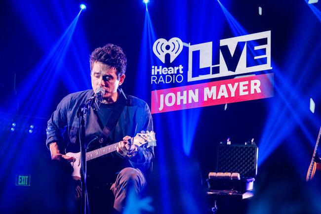 "John Mayer Debuts New Song ""I Guess I Just Feel Like"