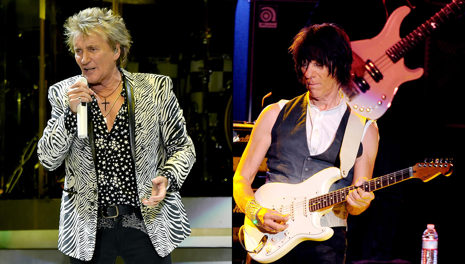 Rod Stewart Would Reunite With Jeff Beck for New Album