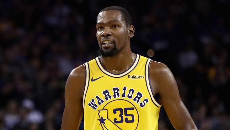 Watch Kevin Durant Invoke Mercy Rule on Behalf of Washington Wizards