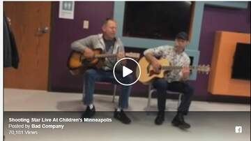 Special Ed  - Performance of Shooting Star at A Hospital