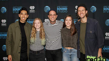 Radio 104.5 Studio Sessions - Sir Sly Meet + Greet Pictures - October 2018