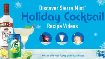 image for Mix, Mist and Mingle with Sierra Mist this Holiday Season