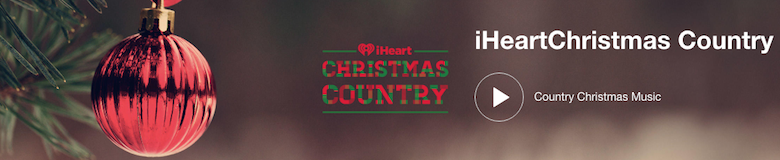 for more amazing country christmas music check out iheartcountry christmas radio on iheartradio - Country Christmas Radio