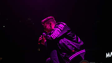 Photos - Max Frost at Little Caesars Arena 10.24