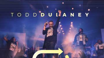 "Frederick Hand  - Todd Dulaney Announces New Song ""You're Doing It All Again"""