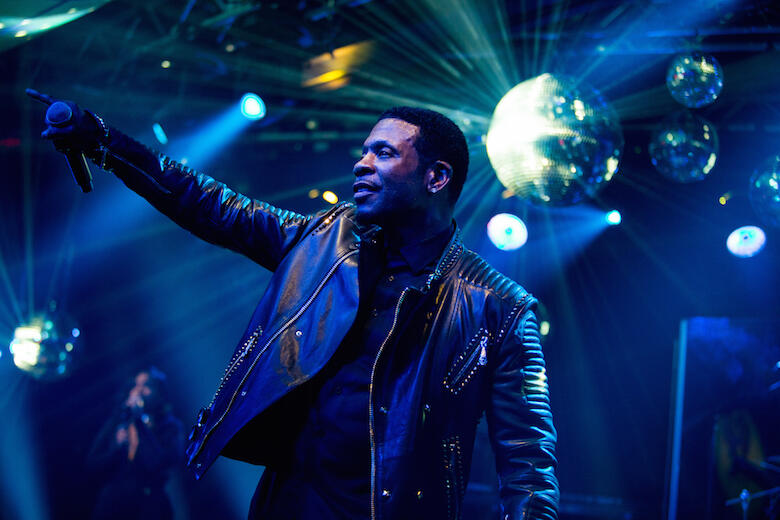 Keith Sweat Celebrates New Album With Career-Spanning Performance