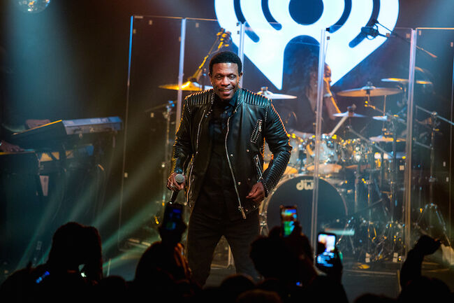 Keith Sweat iHeartRadio Album Release Party
