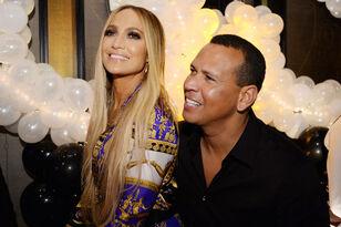 Are Jennifer Lopez And Alex Rodriguez Engaged?