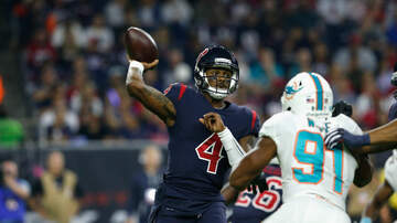 Houston Texans - Texans Cruise Past Dolphins