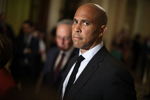 Cory Booker - Getty Images